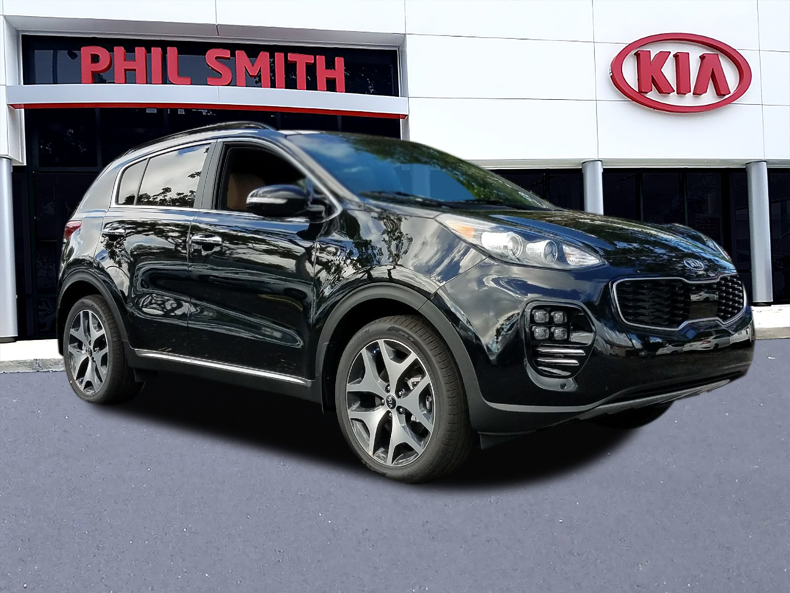 New 2018 Kia Sportage Sx For Sale In Lighthouse Point Fl Near