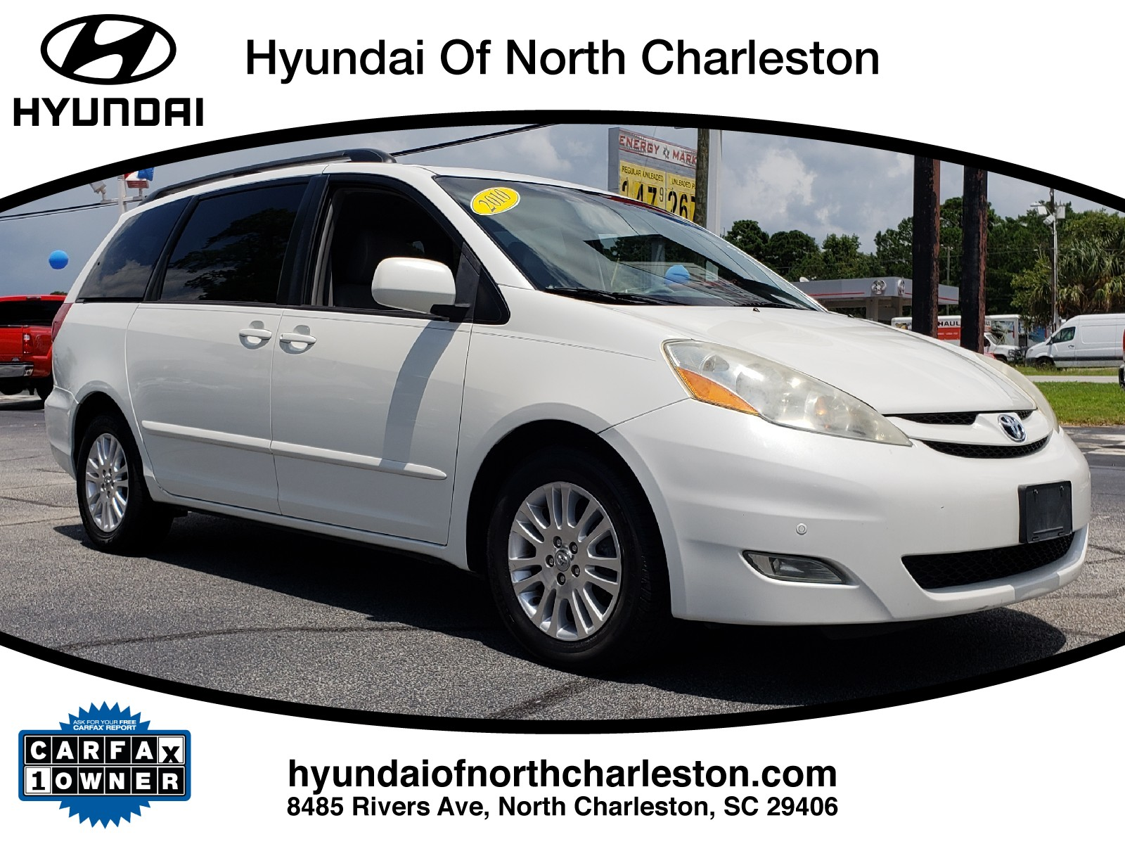 Used Used 2010 Toyota Sienna For Sale North Charleston SC