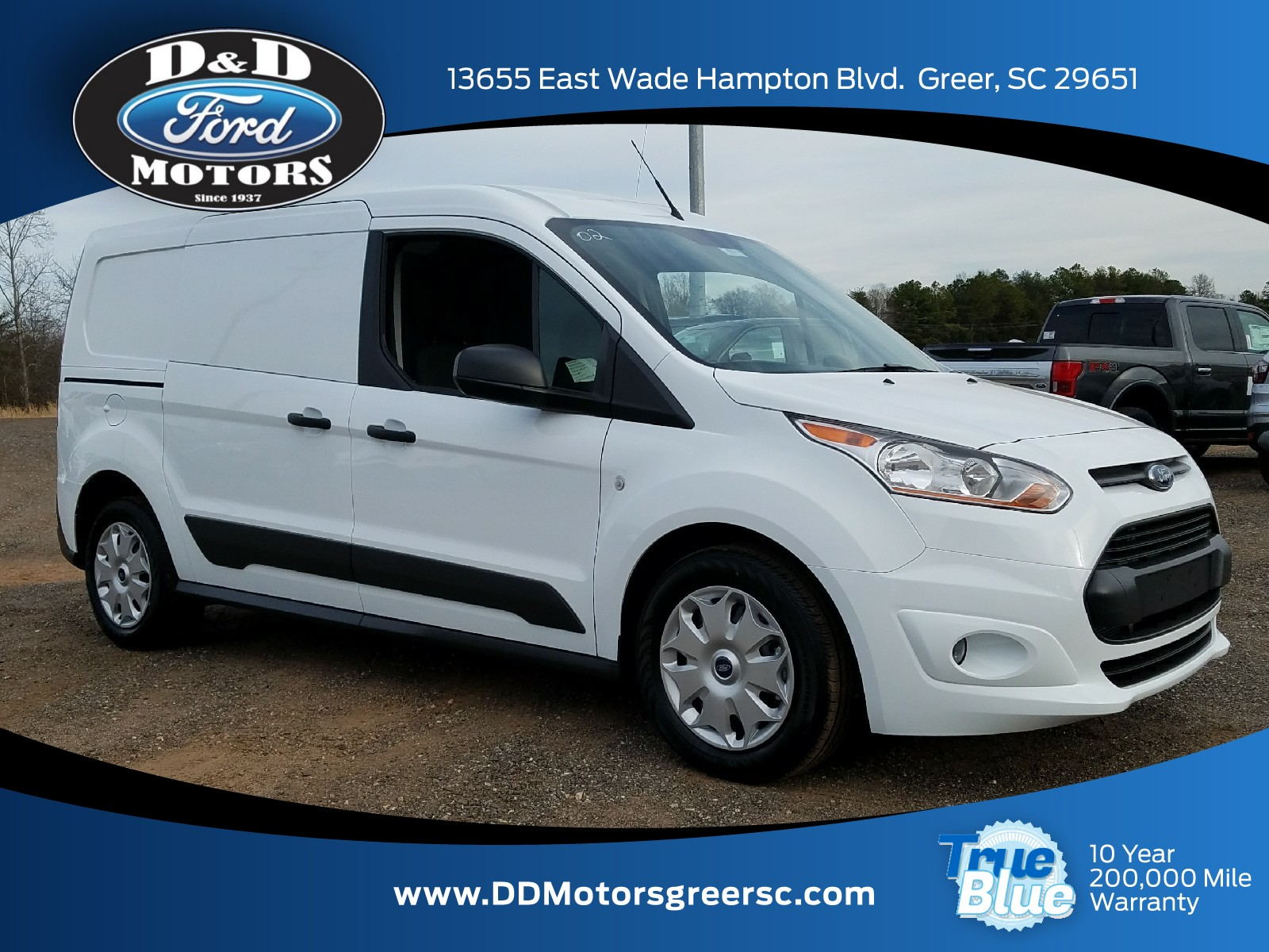 New 2018 Ford Transit Connect For Sale