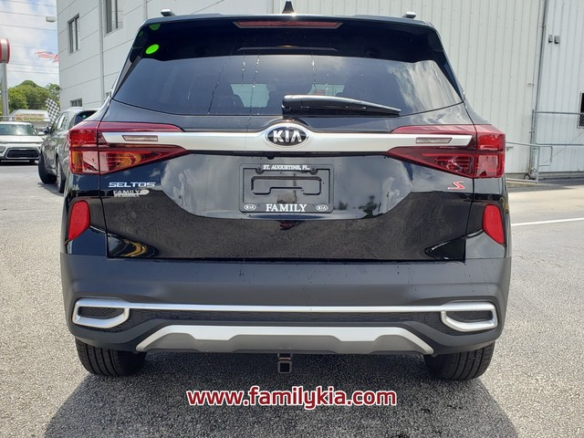 2021 Kia Seltos S IVT AWD photo