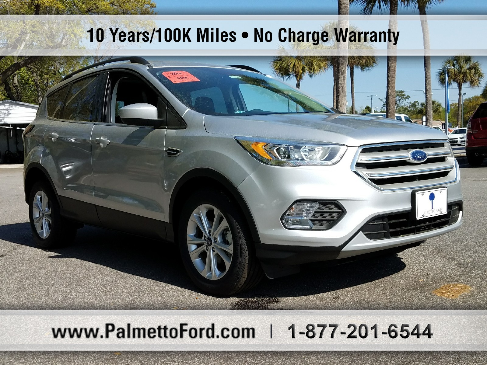 New 2018 Ford Escape For Sale