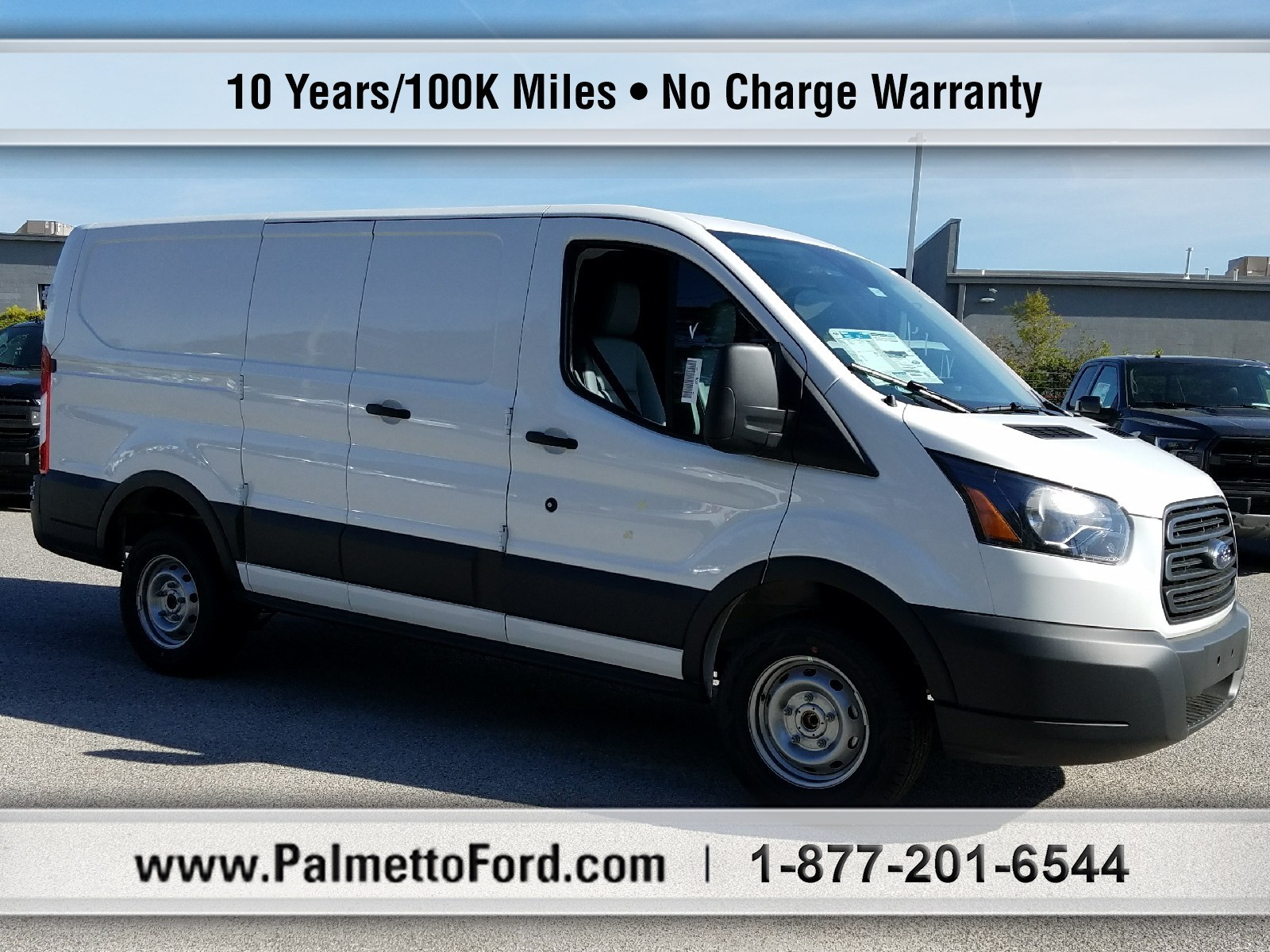 New 2018 Ford Transit 250 For Sale