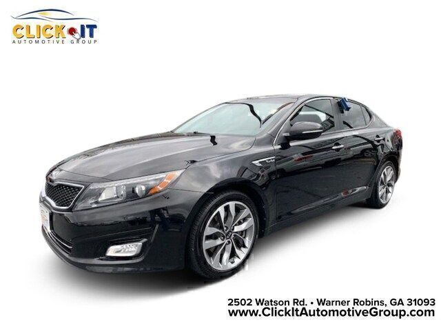 2015 Kia Optima SX Turbo photo