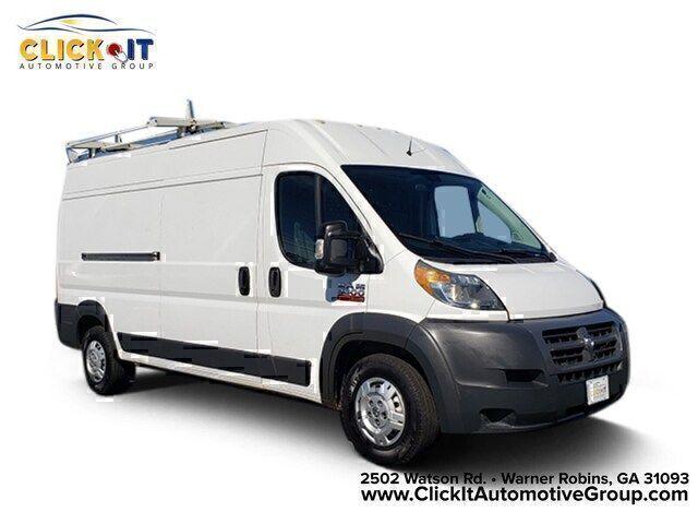 2014 RAM ProMaster Cargo Van TRADESMAN VAN 3D photo