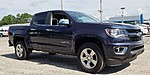 New 2018 CHEVROLET COLORADO 2WD CREW CAB 128.3 in SAINT AUGUSTINE, FLORIDA