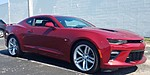 New 2018 CHEVROLET CAMARO 2DR CPE SS W/2SS in SAINT AUGUSTINE, FLORIDA