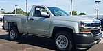 New 2018 CHEVROLET SILVERADO 1500 2WD REG CAB 119.0 in SAINT AUGUSTINE, FLORIDA