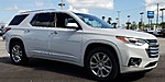 New 2019 CHEVROLET TRAVERSE AWD 4DR HIGH COUNTRY W/2LZ in SAINT AUGUSTINE, FLORIDA