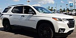 New 2018 CHEVROLET TRAVERSE FWD 4DR PREMIER W/1LZ in SAINT AUGUSTINE, FLORIDA