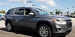 New 2019 CHEVROLET TRAVERSE FWD 4DR LT CLOTH W/1LT in SAINT AUGUSTINE, FLORIDA
