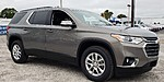 New 2019 CHEVROLET TRAVERSE FWD 4DR LT LEATHER W/3LT in SAINT AUGUSTINE, FLORIDA