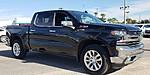 New 2019 CHEVROLET SILVERADO 1500 4WD CREW CAB 147 in SAINT AUGUSTINE, FLORIDA