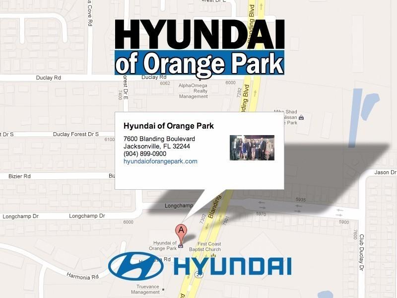 Hyundai Of Orange Park