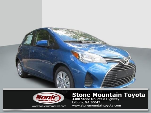 New 2017 TOYOTA YARIS 5-DOOR LE AUTO in STONE MOUNTAIN, GEORGIA