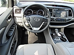 New 2017 TOYOTA HIGHLANDER XLE V6 FWD in STONE MOUNTAIN, GEORGIA (Photo 8)