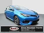 New 2017 TOYOTA COROLLA IM  in STONE MOUNTAIN, GEORGIA (Photo 1)