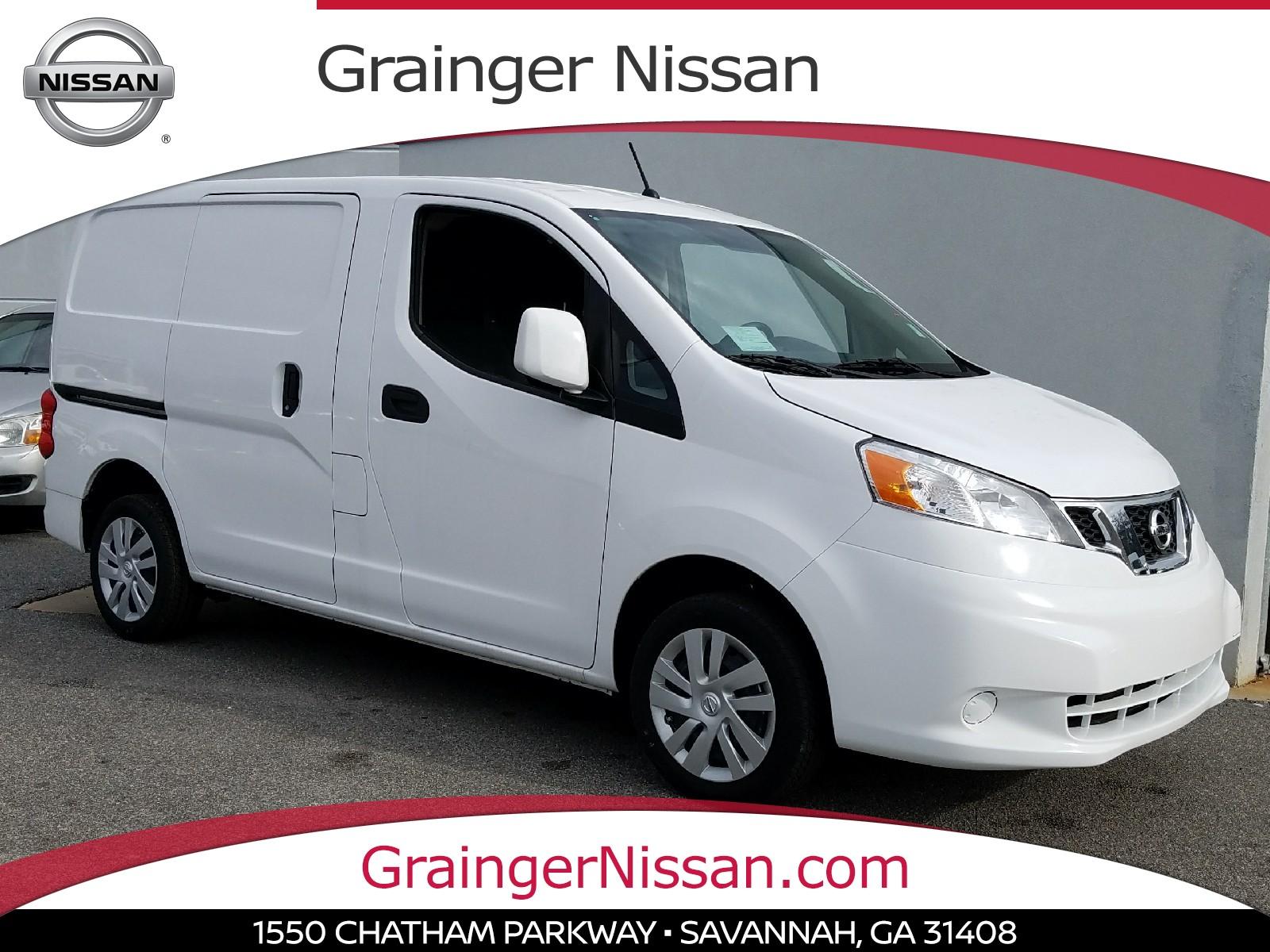 New 2017 Nissan NV200 For Sale | Savannah GA 3N6CM0KN5HK709034