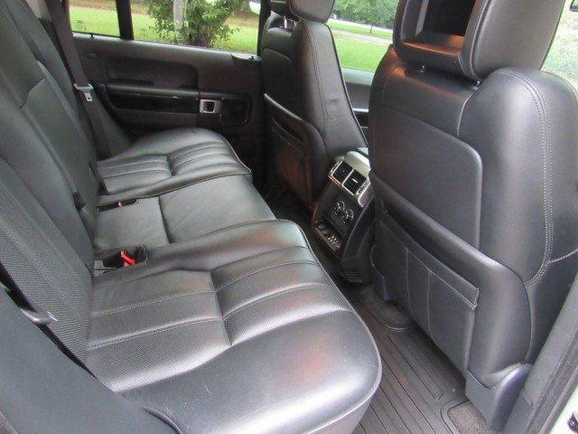 2007 Land Rover Range Rover Supercharged photo