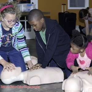 Community CPR AED Training in Opelika