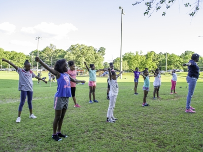2019-06-15 Opelika Dawg Pound Day in the Park