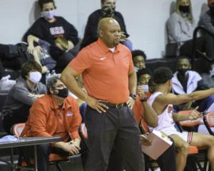 OHS Basketball Coach Brown