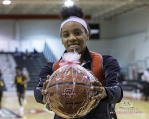 Bryant Scores Her Career 1000 Points