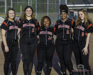 OHS Softball Senior Night