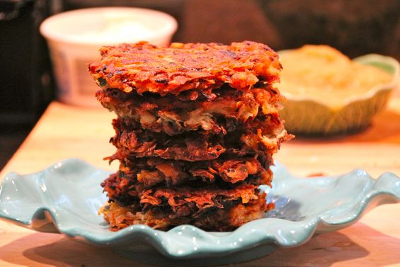 Perfect Latkes