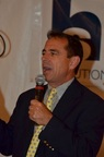 Boston Marathon Race Director Dave McGillivray. (Photo Credit: Jamie Kelly