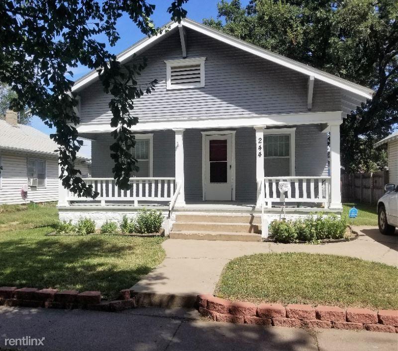 244 N. Dodge, Wichita, KS - $1,150