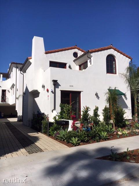 1115 Garden St A-2, Santa Barbara, CA - $5,795