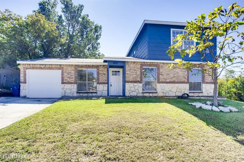 1402 High Meadow Drive, Garland, TX - $1,895