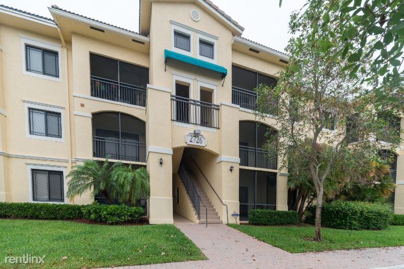 2726 Anzio Ct 102, Palm Beach Gardens, FL - $1,350