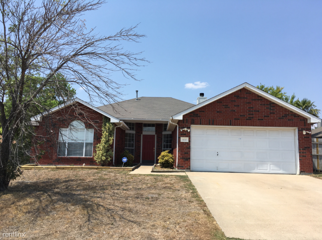 600 Arapaho Dr, Harker Heights, TX - $1,325