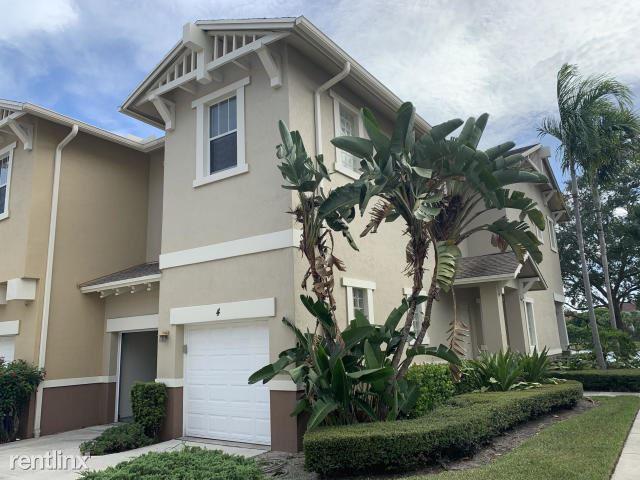 855 Marina del Ray Ln Unit 4, West Palm Beach, FL - $2,400