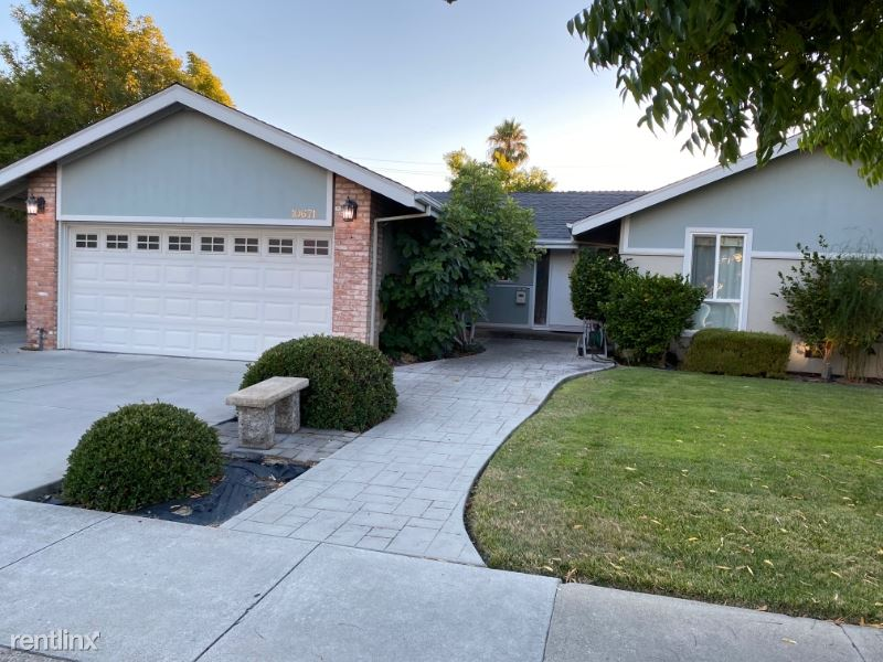 10671 S Blaney Ave, Cupertino, CA - $4,500