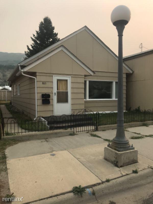 803 E 4th Street, Anaconda, MT - $850