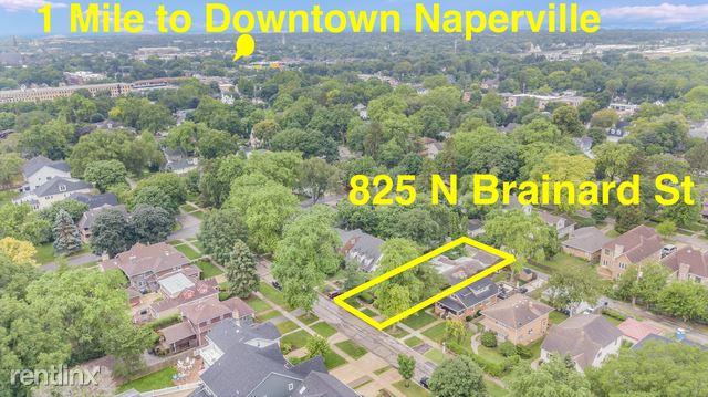 825 North Brainard Street, Naperville, IL - $2,330
