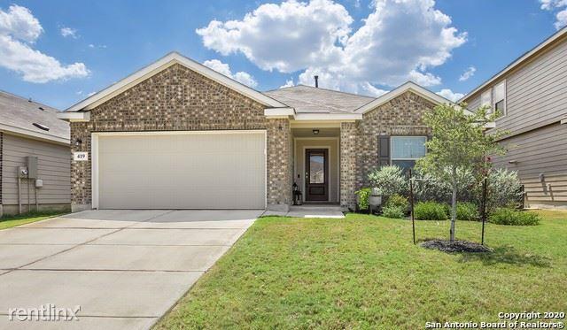 419 Agave Flats Dr, New Braunfels, TX - $2,090