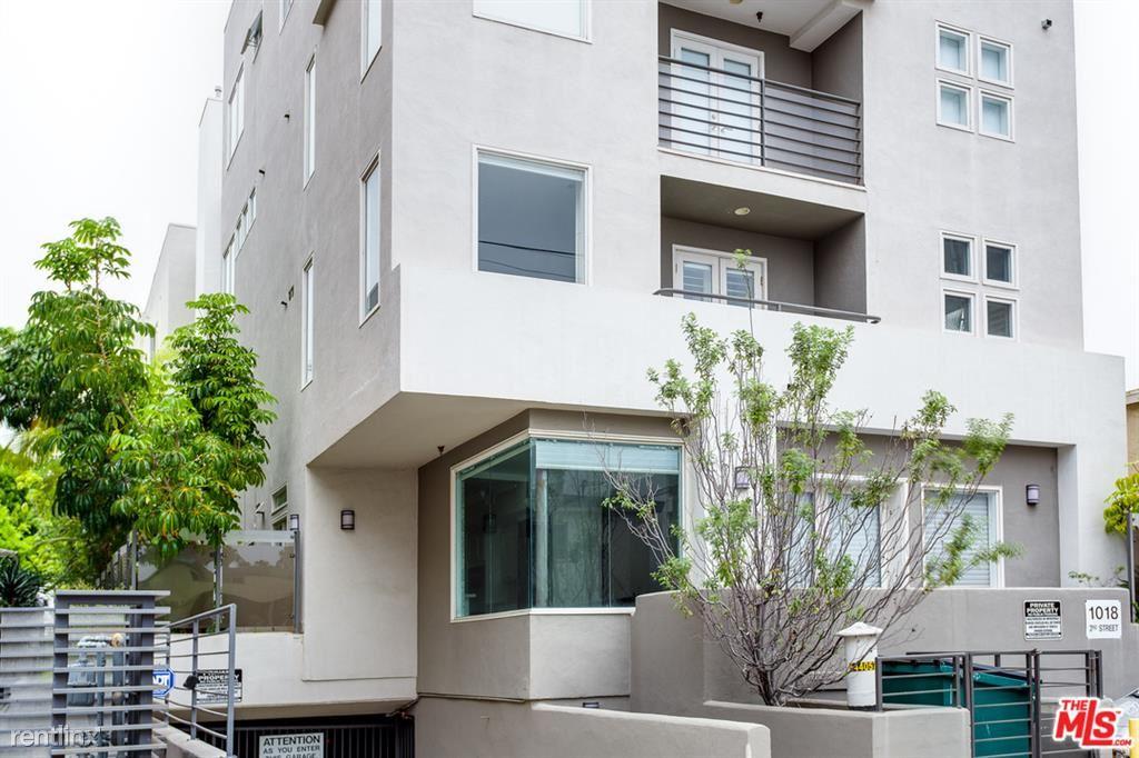 1018 2nd St Unit 3, Santa Monica, CA - $9,000