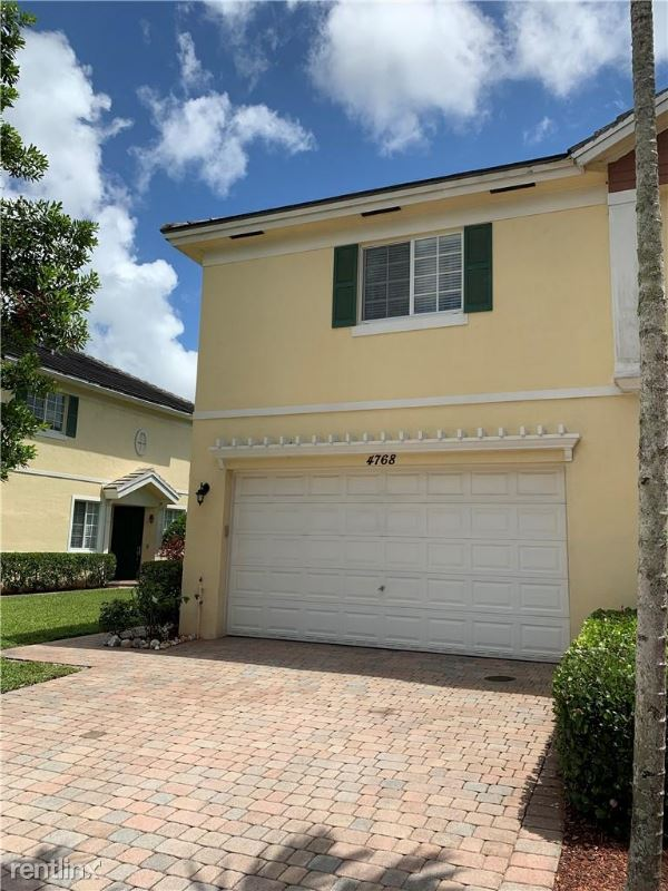 4768 Sundance Way, Davie, FL - $2,500