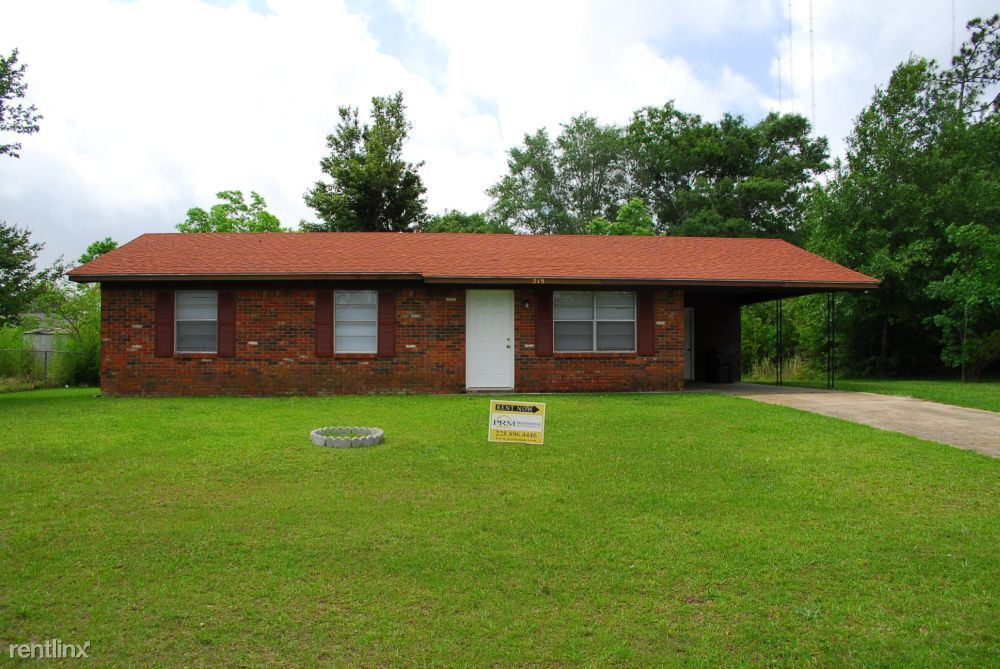 215 Lavelle Dr, Gulfport, MS - $750