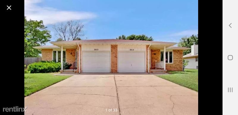 3515 N Clarence St, Wichita, KS - $1,200