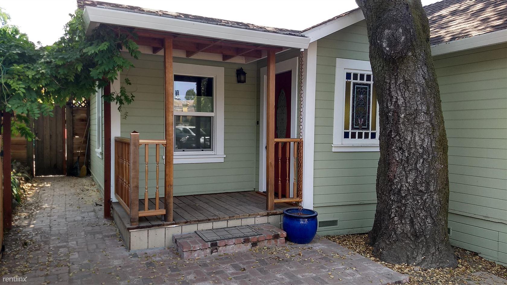 144 Vallejo Avenue, Sonoma, CA - $2,800