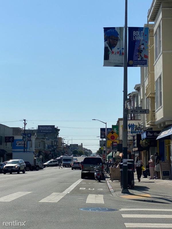 274 4th Ave, San Francisco, CA - $4,100