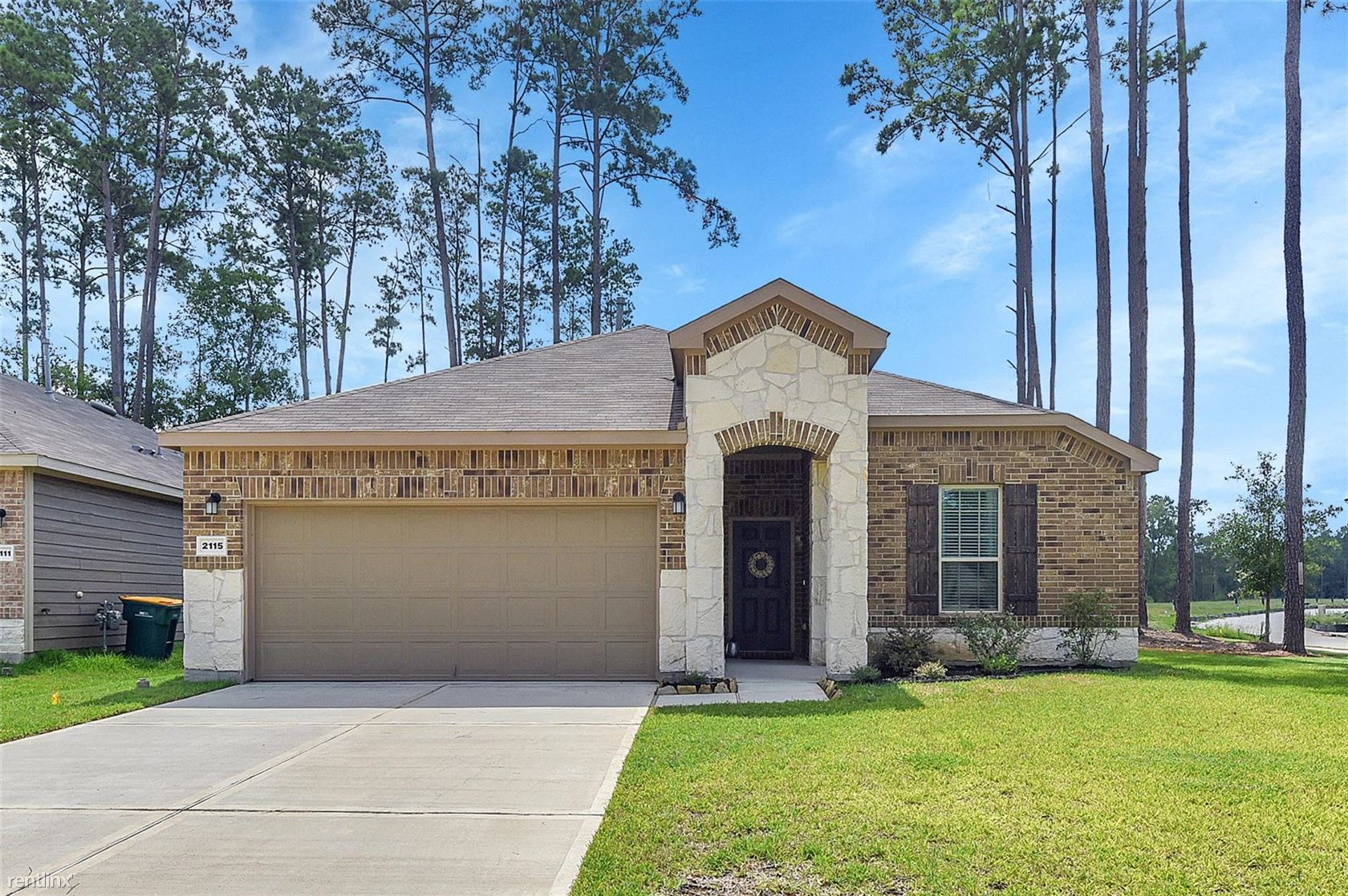 2115 Lost Timbers Dr, Conroe, TX - $1,795
