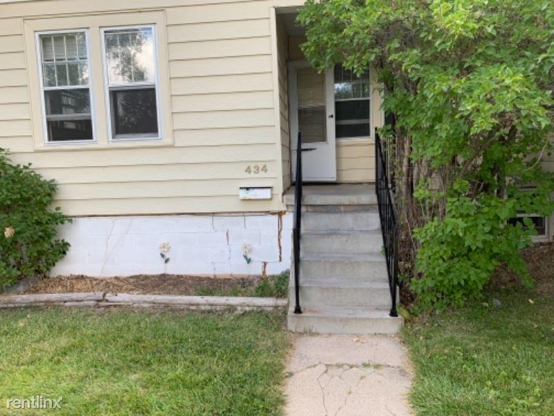 434 S Grant St, Casper, WY - $800
