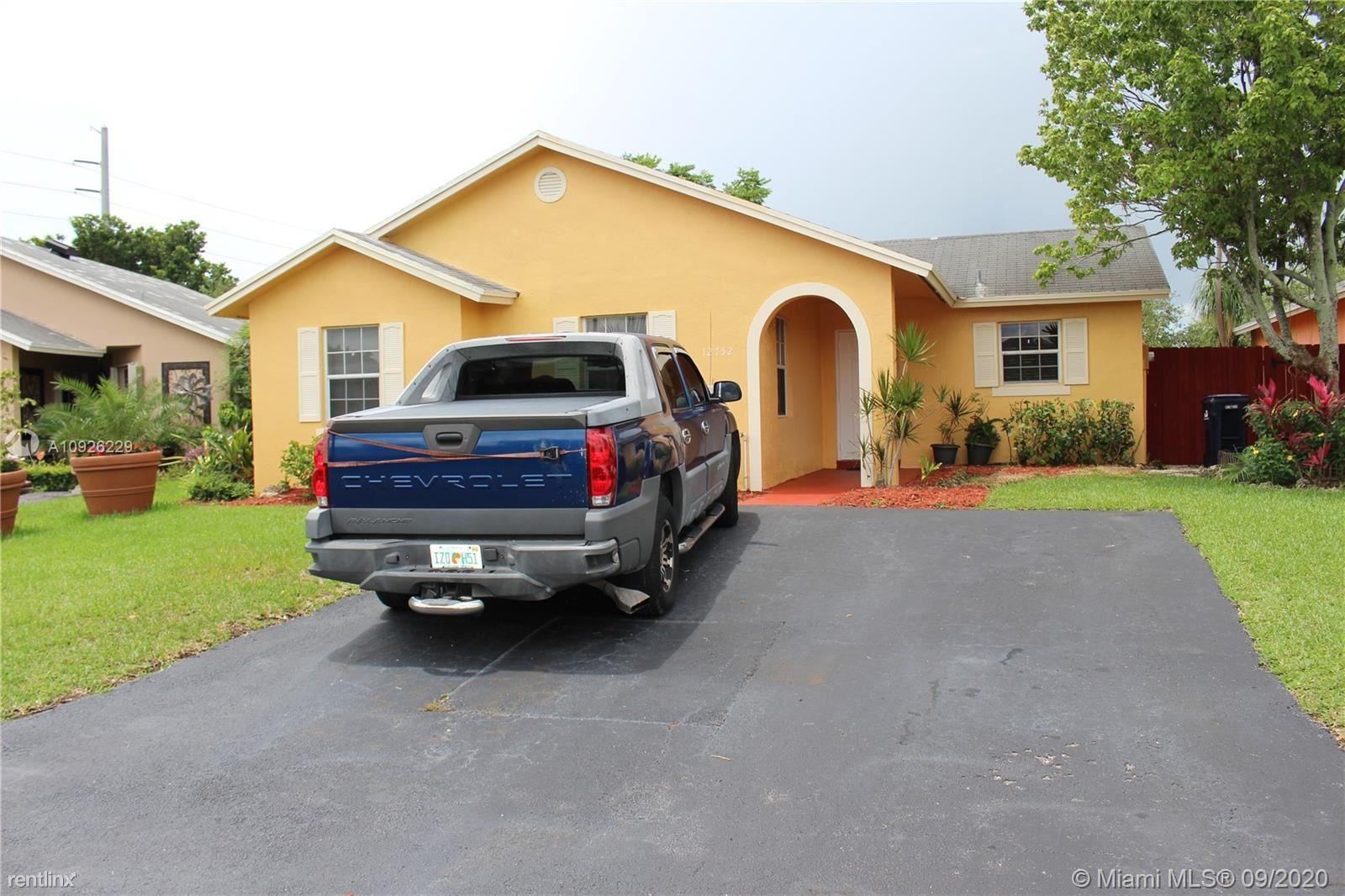 12752 SW 250th Ter, Homestead, FL - $1,700