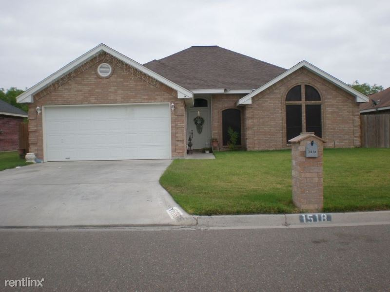 1518 Lookout Dr, Edinburg, TX - $1,225