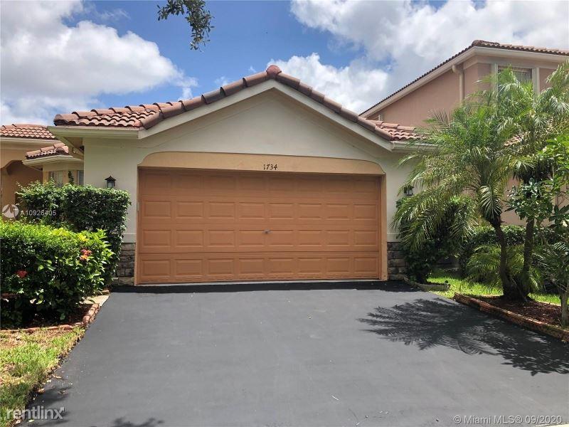 1734 Sycamore Ter, Weston, FL - $2,750